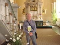 Jaunpils baznīcā