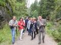 Turpat Stovnerē pastaigājoties mežā