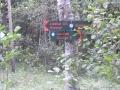 Šjaā mežā-pastaigu vietā satiekas trīs pašvaldības.Kopējām rūpēm ir labi panākumi-iedzīvotāji aktīvi to izmanto.