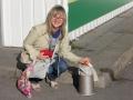Benzīntankā pirkts vārošs zviedru ūdens :)