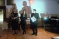 Vakara organizētāji Alma, Estere, Raitis
