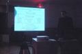 Draudzes priekšnieka prezentācija par draudzes finansēm