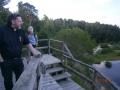 Ceļojam pa latviju...Baltā kāpa Saulkrastos...